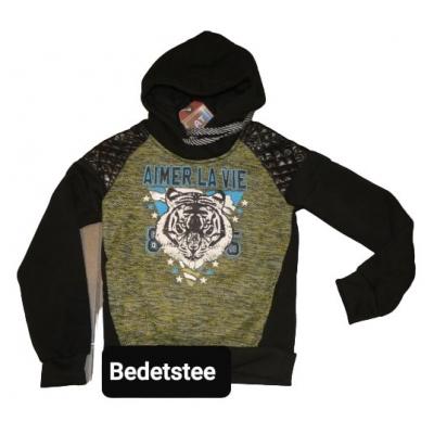 stoere tijger sweater