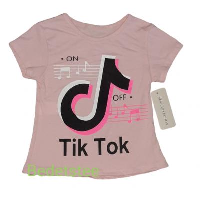 roze Tik TOk tshirt