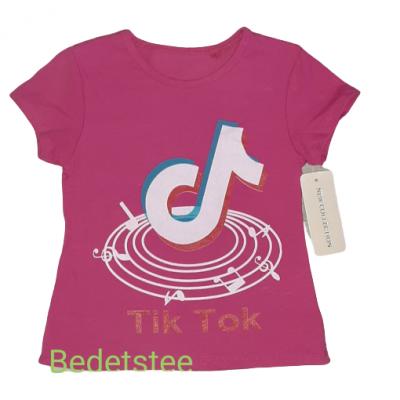 roze Tik Tok shirt