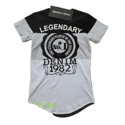 zwart wit grijs stoer shirt