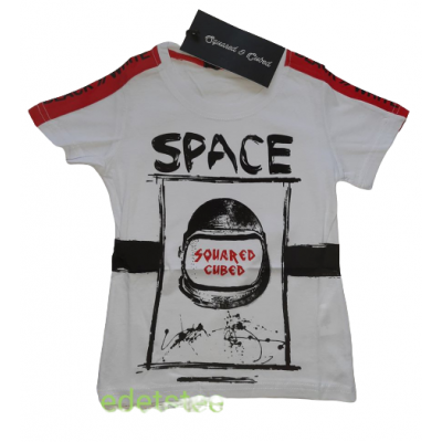 Wit SPACE shirt