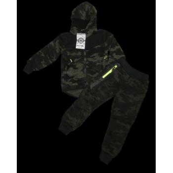 Leger groen army joggingpak
