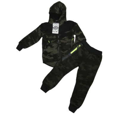 Leger groen army joggingpak