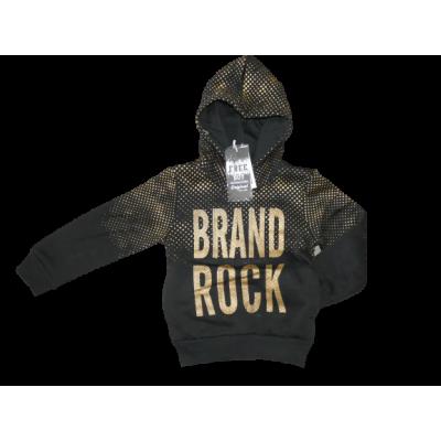 zwart met gouden sweater/hoodie